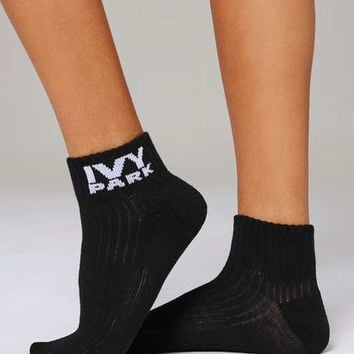 Ivy Park Logo Trainer Socks by Ivy Park - Ivy Park - Clothing