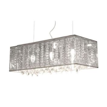 Blast Ceiling Lamp Translucent