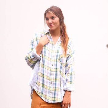 Free People One Of The Guys Buttondown