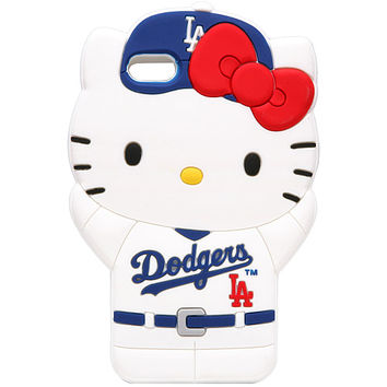 Los Angeles Dodgers Hello Kitty iPhone 5 Case - MLB.com Shop