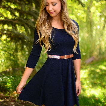 Secret Love Sweater Dress