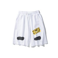 2018 Casual Stripes Sports Shorts