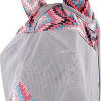 Saddles Tack Horse Supplies - ChickSaddlery.com Cashel Crusader Designer Print Fly Mask With Ears