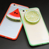Fruit iPhone 5S 6 6S Plus Case