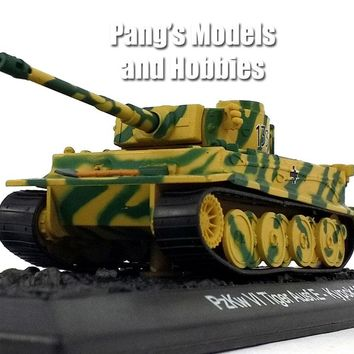 Panzerkampfwagen VI Tiger Ausf. E - Tiger I -  1/72 Scale Diecast Metal Model by Arsenal