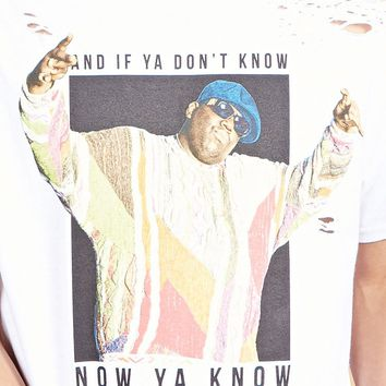Biggie Smalls Graphic Band Tee