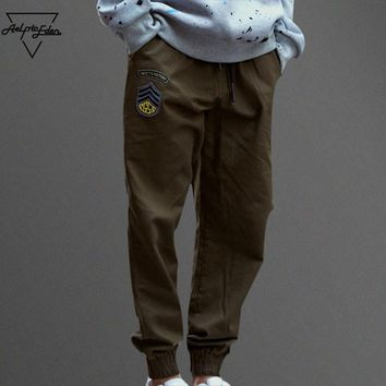 spbest Casual Pants Military Pepe Pants