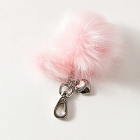 Juicy Couture For UO Pompom Keychain - Urban Outfitters
