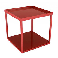 Dar Modular Side Table Red One Size For Women 27432730001