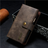 DG.Mingiphone7 Three Fold Wallet Multi-Card Mobile Phone Sets Iphone7 Leather Case B0015303