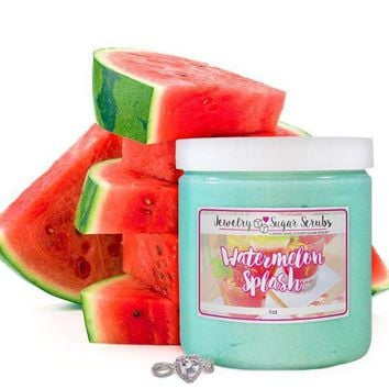 Watermelon Splash Jewelry Sugar Scrub