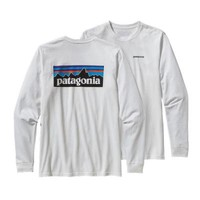 Patagonia - Men's Long Sleeve P6 Logo T-Shirt