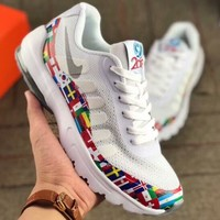 Nike Air Max 95 Invigor World Cup flag color matching casual running shoes F-AA-SDDSL-KHZHXMKH