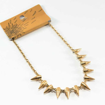 Bullets & Diamonds Necklace