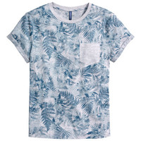 H&M Patterned T-shirt $12.99