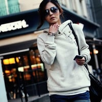 2014 Fashion New Hoodies Sweatshirt Women,Outdoor Ladies' Hoodie Sport Suit,Women's Hoodies and coats