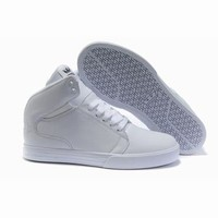 all white supra tk society mid men shoes,supra society mid white sneakers
