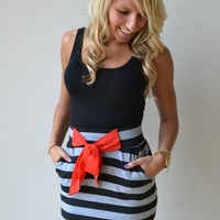 Piace Boutique - Forever Young Skirt in Bottoms