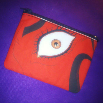 SALE Aeon Flux EYE wallet