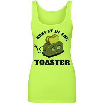 Keep It In The Toaster: This Mom Means Business