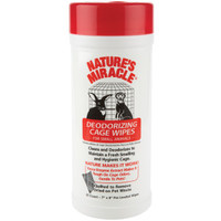 Nature's Miracle ® Deodorizing Cage Wipes