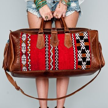 Pamela V ~ Santa Fe Travel Bag