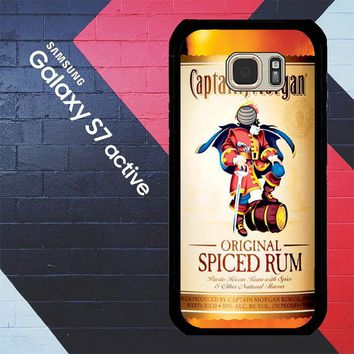 Captain Morgan Original Spiced Rum L2150 Samsung Galaxy S7 Active Case
