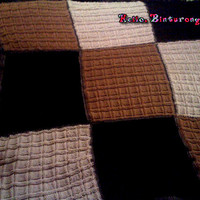 Square Stitch Blanket