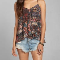 Strappy Lace Cami