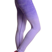 Purple Yoga Pants