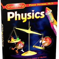 ScienceWiz Physics Experiment Kit
