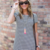Sam Striped Dress