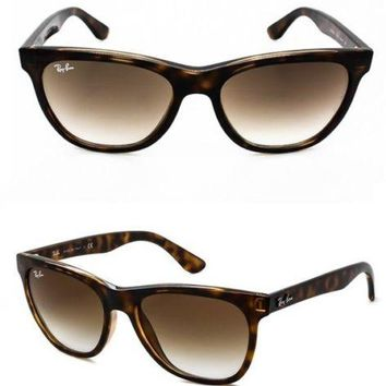 NEW Rayban sunglasses RB4184 710/51 54mm Tortoise Brown Gradient 4184 AUTHENTIC