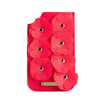 Burberry Prorsum Petal iPhone Case - Vibrant Pink iPhone Case - ShopBAZAAR