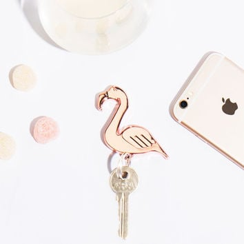 Flamingo Bottle Opener | FIREBOX\u00ae
