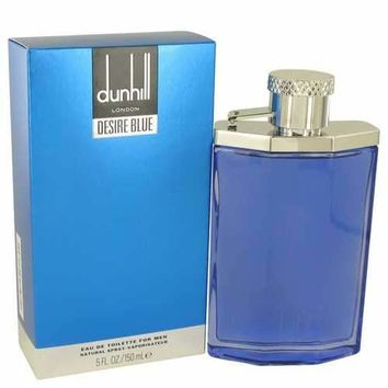 Desire Blue by Alfred Dunhill Eau De Toilette Spray 5 oz (Men)