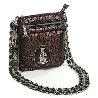Christian Audigier Cross Body Handbag Madison