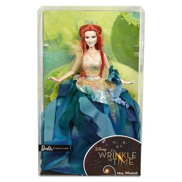Disney Mrs. Whatsit Doll Live Action Film A Wrinkle in Time Barbie Doll New Box