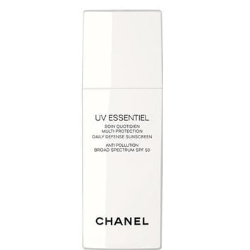 UV ESSENTIEL MULTI-PROTECTION DAILY DEFENSE SUNSCREEN ANTI-POLLUTION BROAD SPECTRUM SPF 50 | Chanel