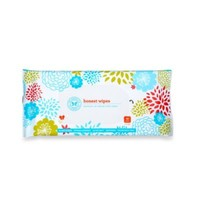 Honest 10-Pack Travel Wipes