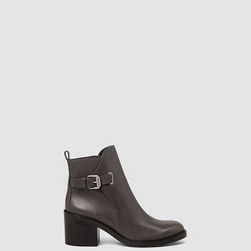 ALLSAINTS US: Womens Meera Ankle Boot (Mink)