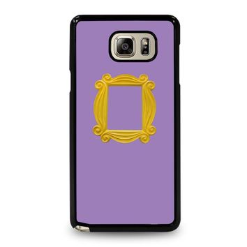 MONICA'S DOOR FRIENDS Samsung Galaxy Note 5 Case Cover