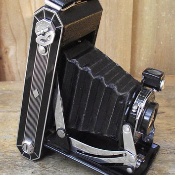 Kodak Six 20 Art Deco 1930s Folding Camera