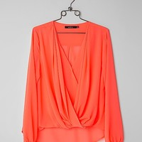 Ark & Co. Neon Top