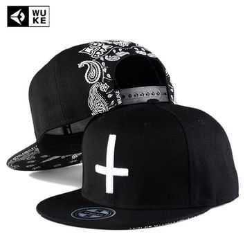Trendy Winter Jacket WIKE 2018 NEW Hip Hop Caps Leder Snapback C 97fbf64b606