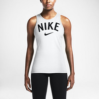 The Nike Tomboy Graphic Women's Training Tank Top.