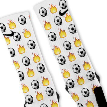 Emoji Elite Socks