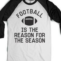 White/Black T-Shirt | Cute Cool Football Shirts