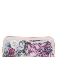 Ted Baker London Large Illuminated Bloom Cosmetics Case | Nordstrom