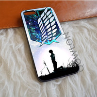 Attack on Titan Logo Anime iPhone 5 | 5S | SE Case